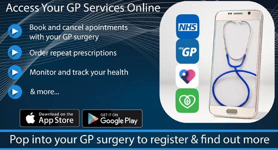GP online services now available